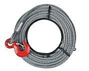 Winch Cables, Galvanised